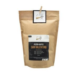 SAN VALENTINO Filterkaffee