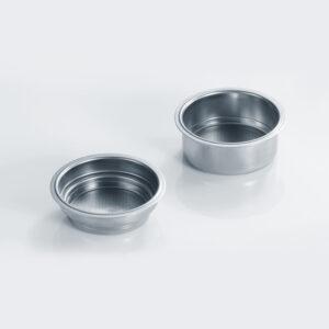 Siebeinsätze (Ø 60 mm), einwandig