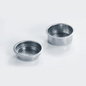 Siebeinsätze (Ø 60 mm), doppelwandig